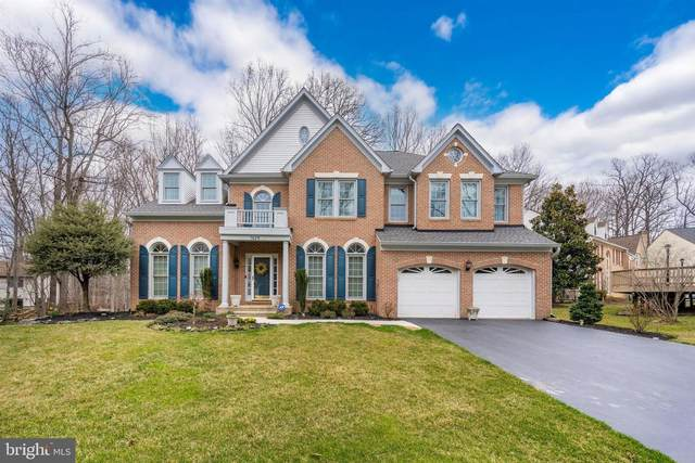 7629 Augustine Way, GAITHERSBURG, MD 20879 (#MDMC748422) :: Realty One Group Performance