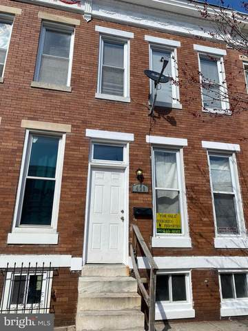 430 Whitridge Avenue, BALTIMORE, MD 21218 (#MDBA543106) :: ExecuHome Realty