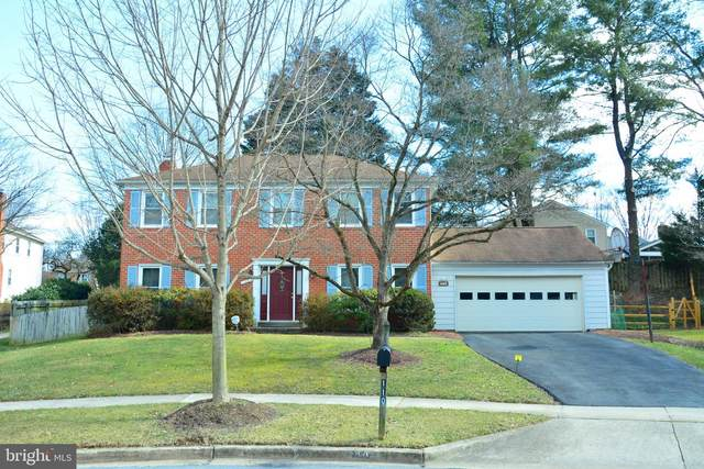 110 Edith Drive, ROCKVILLE, MD 20850 (#MDMC748428) :: Network Realty Group