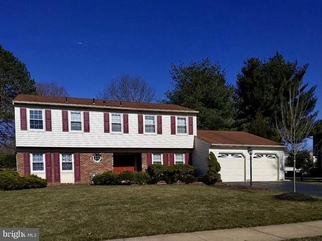 67 Parker Road, PLAINSBORO, NJ 08536 (#NJMX126204) :: Linda Dale Real Estate Experts