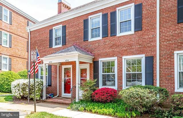 4714 30TH Street S, ARLINGTON, VA 22206 (#VAAR177966) :: Dart Homes