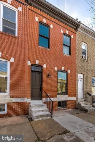 3211 E Fairmount Avenue, BALTIMORE, MD 21224 (#MDBA543120) :: Colgan Real Estate