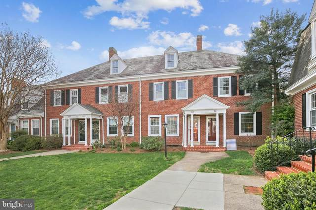 3611 S Wakefield Street, ARLINGTON, VA 22206 (#VAAR177968) :: Debbie Dogrul Associates - Long and Foster Real Estate