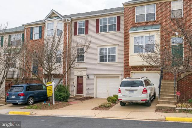 203 Golden Larch Terrace NE, LEESBURG, VA 20176 (MLS #VALO433078) :: Maryland Shore Living | Benson & Mangold Real Estate