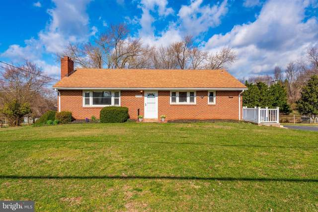 25124 Oak Drive, DAMASCUS, MD 20872 (#MDMC748448) :: Realty One Group Performance