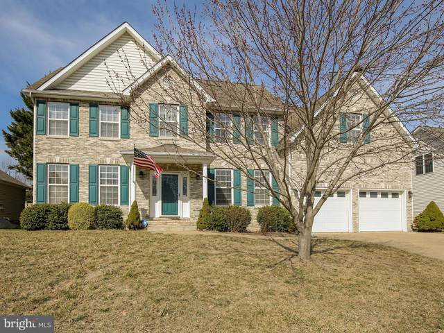 114 Chancellorsville Drive, STEPHENS CITY, VA 22655 (#VAFV162702) :: Berkshire Hathaway HomeServices McNelis Group Properties