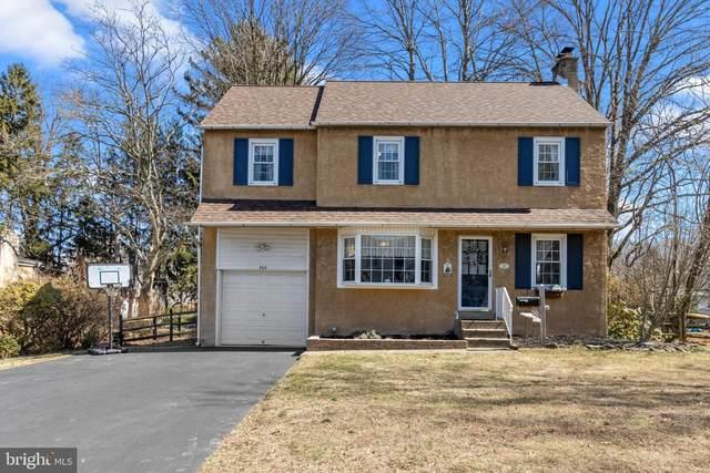 767 Redwood Drive, SOUTHAMPTON, PA 18966 (#PABU522466) :: Better Homes Realty Signature Properties
