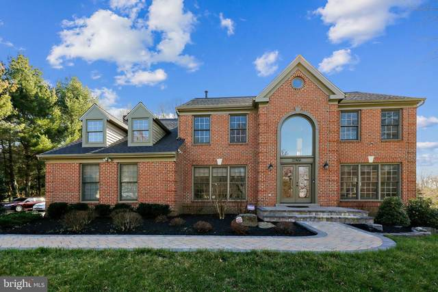22406 Sweetleaf Lane, GAITHERSBURG, MD 20882 (#MDMC748462) :: Realty One Group Performance