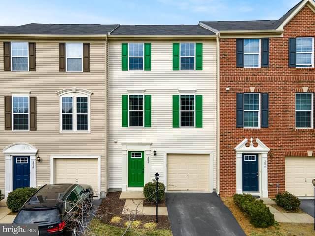 208 Fiesta Drive, STEPHENSON, VA 22656 (#VAFV162704) :: Berkshire Hathaway HomeServices McNelis Group Properties