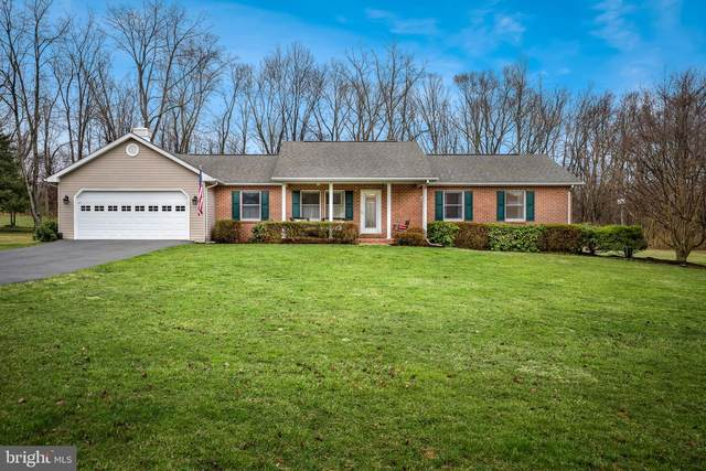 290 Charming Lane, BUNKER HILL, WV 25413 (#WVBE184350) :: The MD Home Team