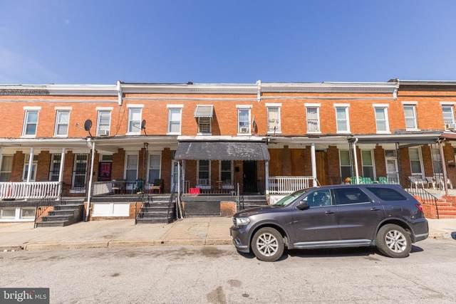 2056 Kennedy Avenue, BALTIMORE, MD 21218 (#MDBA543144) :: Dart Homes