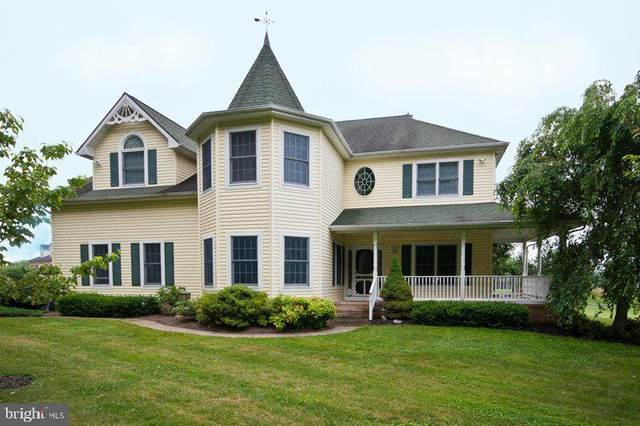 121 Holy Cross Road, STREET, MD 21154 (#MDHR257612) :: The Riffle Group of Keller Williams Select Realtors