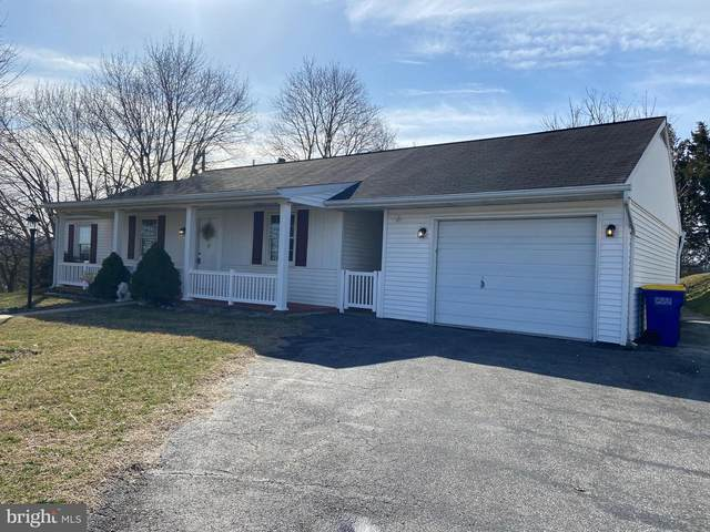 7 Center Court, YORK, PA 17404 (#PAYK154566) :: Realty ONE Group Unlimited