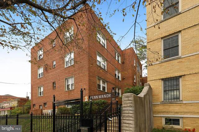 33 Kennedy Street NW #102, WASHINGTON, DC 20011 (#DCDC512384) :: Corner House Realty