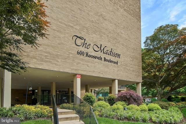600 Roosevelt Boulevard #606, FALLS CHURCH, VA 22044 (#VAFA111950) :: Gail Nyman Group