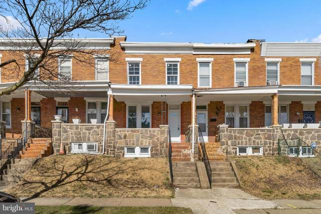 2626 Cecil Avenue, BALTIMORE, MD 21218 (#MDBA543178) :: AJ Team Realty