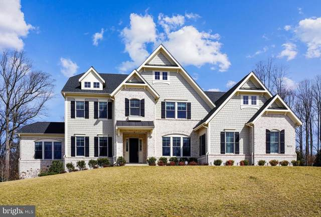 10996 Tradewind Court, OAKTON, VA 22124 (#VAFX1186726) :: The MD Home Team