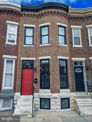 213 N Luzerne Avenue, BALTIMORE, MD 21224 (#MDBA543198) :: ExecuHome Realty