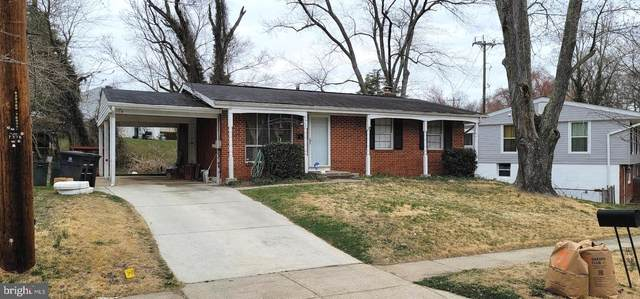 6408 Wilburn Drive, CAPITOL HEIGHTS, MD 20743 (#MDPG600042) :: Berkshire Hathaway HomeServices McNelis Group Properties