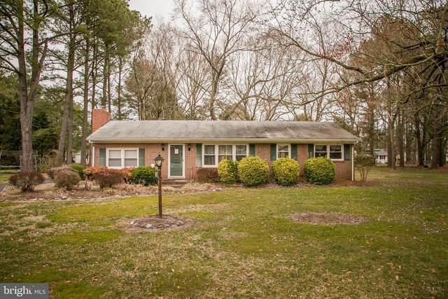 12045 Jeffrey Lane, PRINCESS ANNE, MD 21853 (MLS #MDSO104544) :: Parikh Real Estate