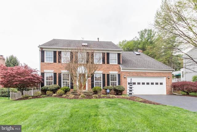 14608 Country Creek Lane, NORTH POTOMAC, MD 20878 (#MDMC748546) :: Crossman & Co. Real Estate