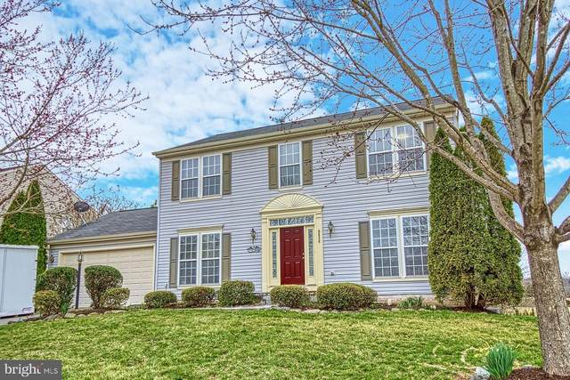 9636 Laurencekirk Place, BRISTOW, VA 20136 (#VAPW517180) :: Shawn Little Team of Garceau Realty