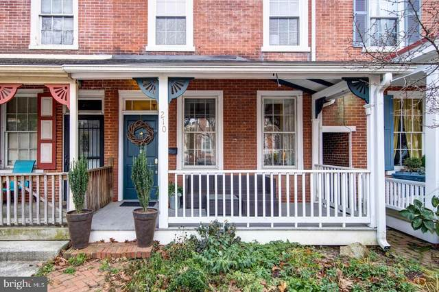 210 W Barnard Street, WEST CHESTER, PA 19382 (#PACT531334) :: Jason Freeby Group at Keller Williams Real Estate
