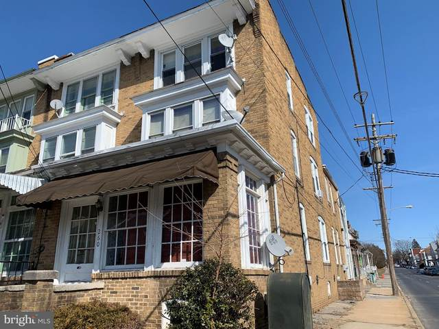 260 S 8TH Street, LEBANON, PA 17042 (#PALN118316) :: The Joy Daniels Real Estate Group