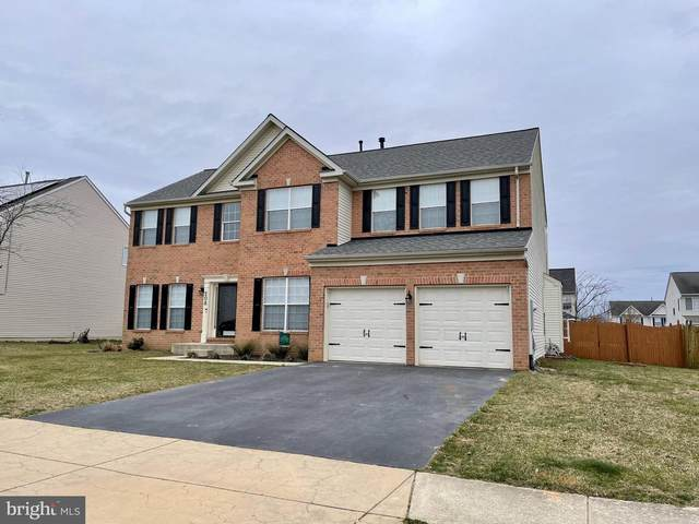 208 N Field Way, CENTREVILLE, MD 21617 (#MDQA147052) :: Network Realty Group