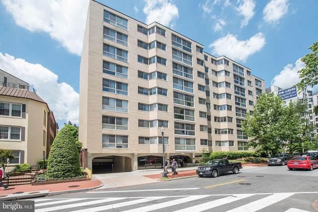 922 24TH Street NW #813, WASHINGTON, DC 20037 (#DCDC512448) :: AJ Team Realty