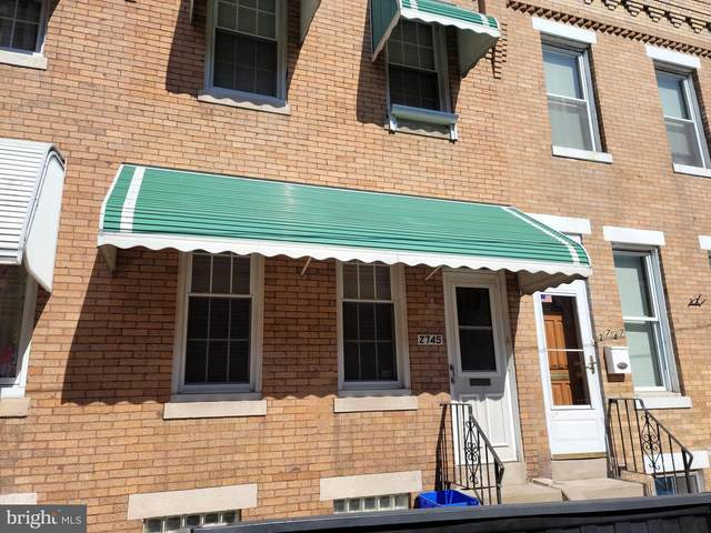 2745 Plum Street, PHILADELPHIA, PA 19137 (#PAPH996920) :: Linda Dale Real Estate Experts