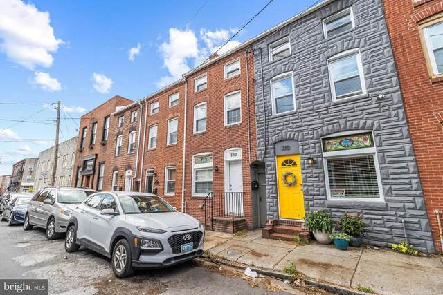 312 S Regester Street, BALTIMORE, MD 21231 (#MDBA543278) :: New Home Team of Maryland