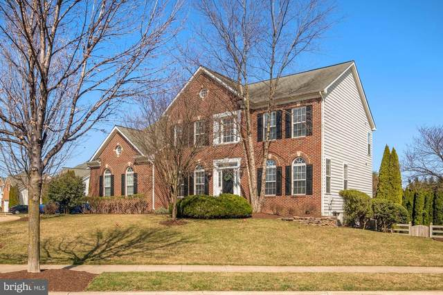 3768 Spicebush Drive, FREDERICK, MD 21704 (#MDFR279218) :: Colgan Real Estate