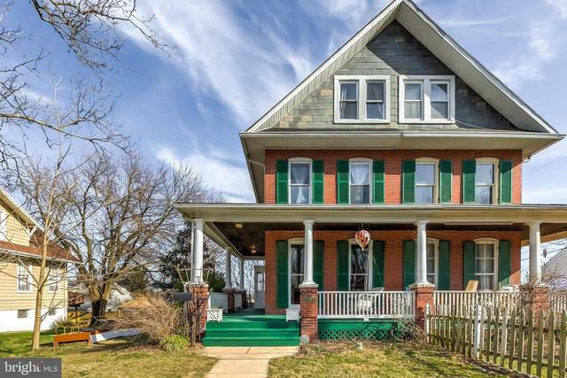 5205 Hampnett Avenue, BALTIMORE, MD 21214 (MLS #MDBA543288) :: Maryland Shore Living | Benson & Mangold Real Estate