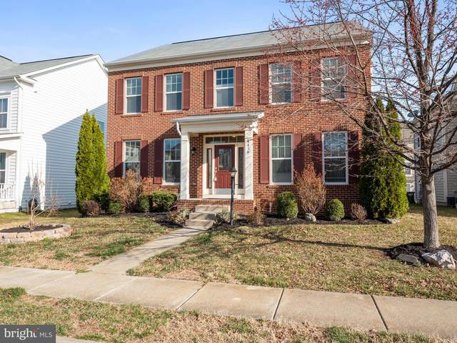 4436 Simpson Mill Way, WOODBRIDGE, VA 22192 (#VAPW517218) :: City Smart Living