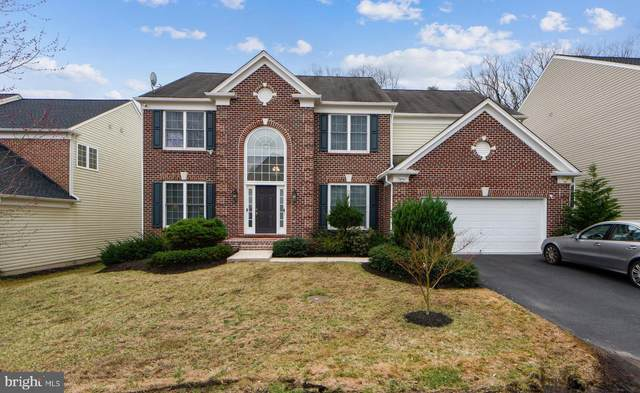8059 Paper Birch Drive, LORTON, VA 22079 (#VAFX1186936) :: Network Realty Group
