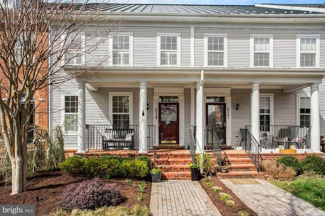 519 Redland Boulevard, ROCKVILLE, MD 20850 (#MDMC748678) :: Network Realty Group