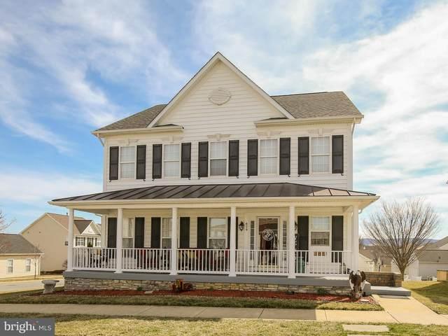 414 Lord Fairfax Street, CHARLES TOWN, WV 25414 (#WVJF141780) :: Crossman & Co. Real Estate