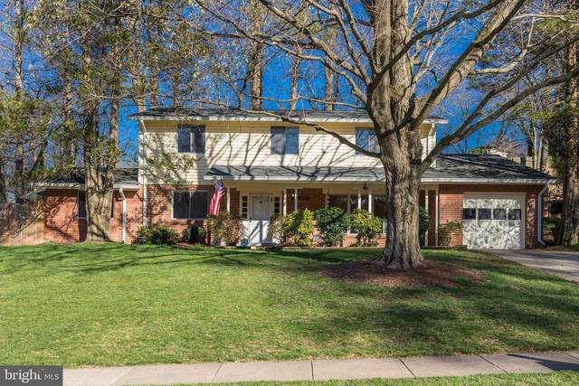 4919 Gainsborough Drive, FAIRFAX, VA 22032 (#VAFX1186952) :: Advance Realty Bel Air, Inc
