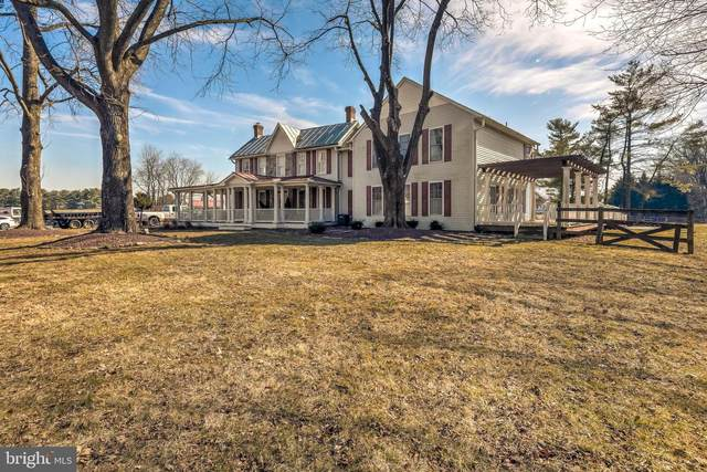 175 Klee Mill Road, SYKESVILLE, MD 21784 (#MDCR203150) :: RE/MAX Advantage Realty