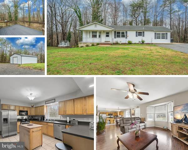 345 Terrace Drive, PRINCE FREDERICK, MD 20678 (#MDCA181684) :: Berkshire Hathaway HomeServices McNelis Group Properties