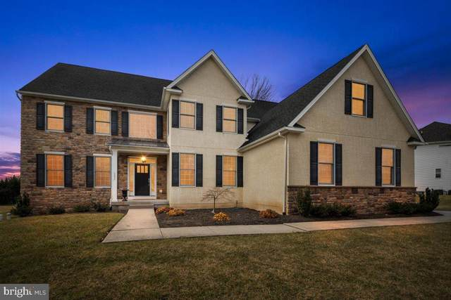 1232 Wilshire Drive, YARDLEY, PA 19067 (#PABU522584) :: Jason Freeby Group at Keller Williams Real Estate