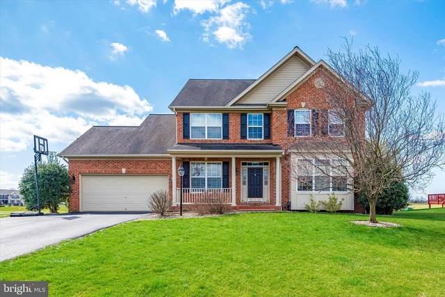 853 Shannon Drive N, GREENCASTLE, PA 17225 (#PAFL178592) :: Eng Garcia Properties, LLC