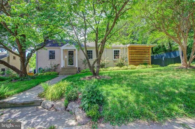 6616 Gude Avenue, TAKOMA PARK, MD 20912 (#MDMC748712) :: Dart Homes