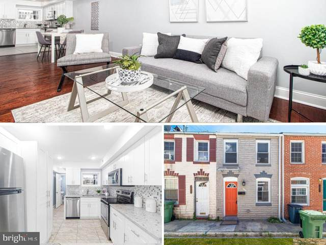 2025 Portugal Street, BALTIMORE, MD 21231 (#MDBA543360) :: Network Realty Group