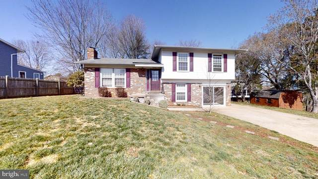 9956 Bramble Court, MANASSAS, VA 20110 (#VAMN141552) :: Berkshire Hathaway HomeServices McNelis Group Properties