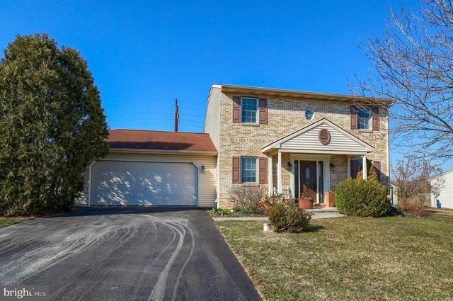 124 Millstone Drive, DENVER, PA 17517 (#PALA178838) :: CENTURY 21 Home Advisors