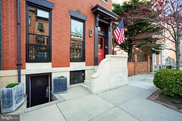 824 Park Avenue, BALTIMORE, MD 21201 (MLS #MDBA543374) :: Maryland Shore Living | Benson & Mangold Real Estate