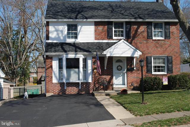 209 Flintlock Road, DREXEL HILL, PA 19026 (#PADE541538) :: Linda Dale Real Estate Experts