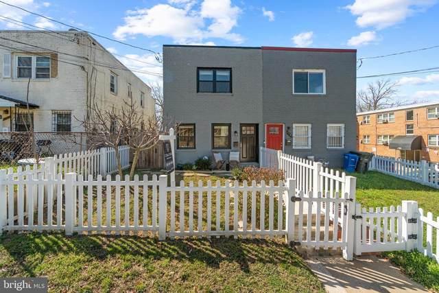 516 59TH Street NE, WASHINGTON, DC 20019 (#DCDC512610) :: City Smart Living